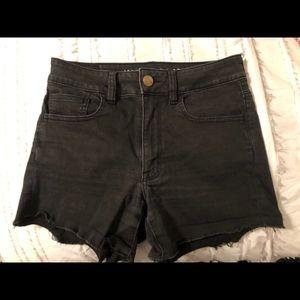American Eagle Super Super Stretch Jean shorts